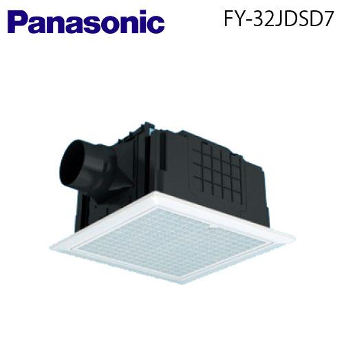 【送料無料】パナソニック(Panasonic) 【FY-32JDSD7】【FY32JDSD7】 天井埋込形換気扇【低騒音形】【φ100】【DCモータータイプ】【ルーバー別売】