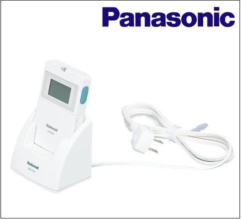 【送料無料】Panasonic(パナソニック) 携帯受信器セット【ECE161KP】【小電力型ワイヤレスコール】【本体、1個用充電台のセット】