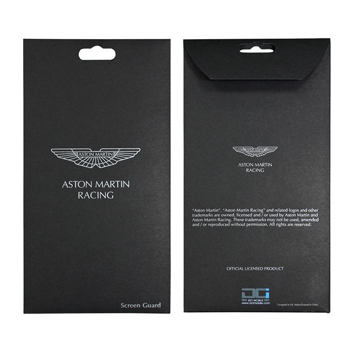 iphone5s iPhone5双面涂乳剂的胶片液晶屏保护膜+背面胶卷阿斯顿马丁赛车公式执照品[Aston Martin 2 in 1 screen guard](阿斯顿马丁/iPhone5s/iPhone5/胶卷/背面)