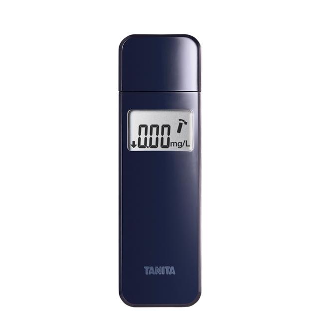 期間限定 精密機械ですので丁寧に梱包して宅配便で大切にお送りします TANITA タニタ EA-100 迅速な対応で商品をお届け致します ネイビー アルコールチェッカー
