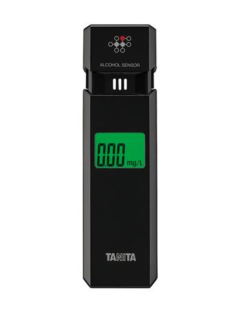 息を吹きかけるだけで簡単に酔い度がチェックできるアルコールチェッカーです 呼気中アルコール濃度測定範囲:0.00 mg L ~ 0.5 アルコールチェッカー タニタ HC-310☆送料無料 トレンド 在庫処分 離島除く 沖縄 アルコーセンサー