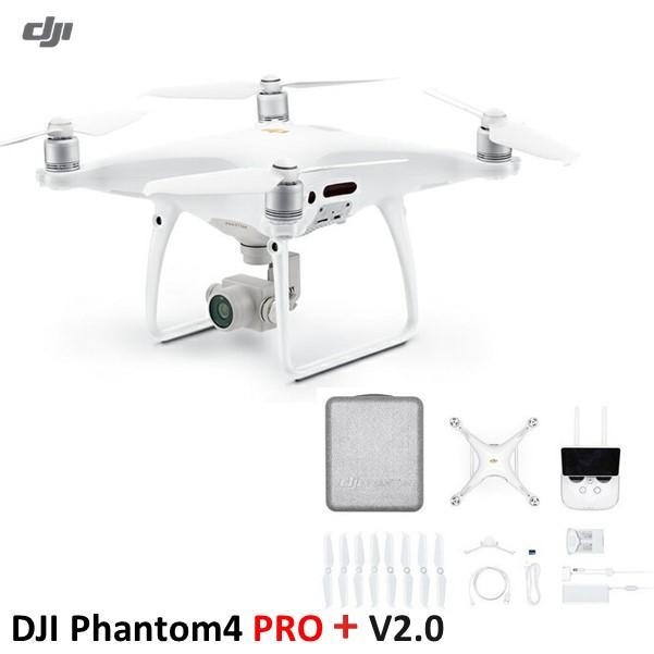 \キャンペーン開催中/ DJI Phantom4 PRO V2.0 -PLUS (前方&側面障害物回避センサー・モニター付き!)