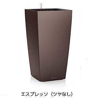 レチューザ キュービコ22 灌水セット付(カラー:エスプレッソ)【輸入プランターレチューザ デザインプランターレチューザ レチューザシリーズ レチューザプランター】
