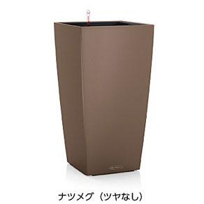 レチューザ コラム 40 灌水セット付(カラー:ナツメグ)【輸入プランターレチューザ デザインプランターレチューザ レチューザシリーズ レチューザプランター】