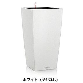 レチューザ コラム 40 灌水セット付(カラー:ホワイト)【輸入プランターレチューザ デザインプランターレチューザ レチューザシリーズ レチューザプランター】