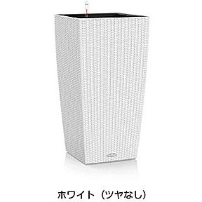 レチューザ コテージ30 灌水セット付(カラー:ホワイト)【輸入プランターレチューザ デザインプランターレチューザ レチューザシリーズ レチューザプランター】