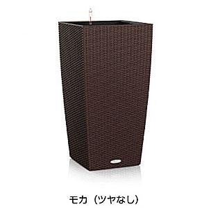 レチューザ コテージ40 灌水セット付(カラー:モカ)【輸入プランターレチューザ デザインプランターレチューザ レチューザシリーズ レチューザプランター】