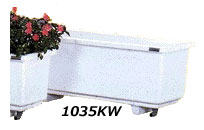 大型プランター Kシリーズ 1035KW 【大型プランター FRP製プランター プランター 大型FRP製プランター 大型プランターFRP製】