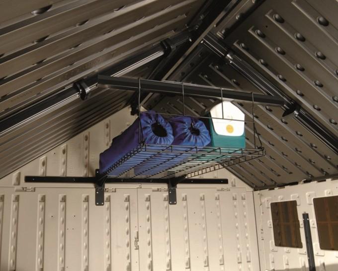【ガーデン 物置/ガーデン 収納】ロフトシェルフ(ホームデザイン物置用オプション) BMSA2L【収納 屋外 送料は別途かかります(沖縄・離島への配送はできません)】
