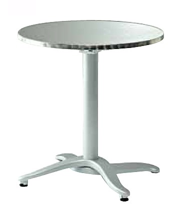 【テーブル/ガーデン】バルテーブル700TLP-F-4【屋内 屋外 室内 ベランダ 丸型 円型 円形 送料別 家庭用】