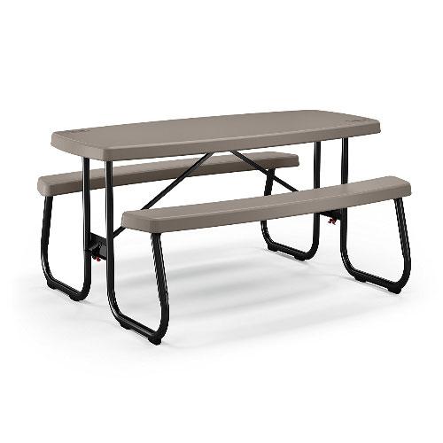 フォールディングテーブルベンチ BMPT7231【SUNCAST サンキャスト 折りたたみ式 3WAY ガーデン 庭 アウトドア】
