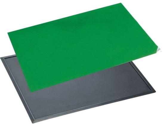 粘着マットDP-2(ディスポーザブルタイプ)マットベース付(90x150cm)(30枚はがせます)【業務用 マット 玄関マット 業務用玄関マット げんかんまっと】