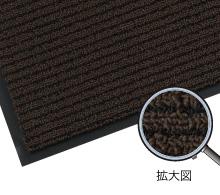 屋内用玄関マット 3Mノーマッド カーペットマット4000(120×180cm)【泥落とし 吸水 除塵 エントランスマット 3M げんかんまっと 】