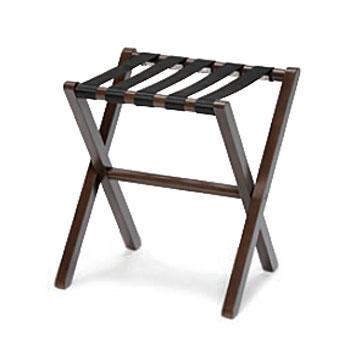バゲージラック ウッド50 ウォルナット【バゲージラック 荷台 折りたたみ式 木製】