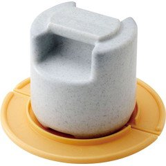 ついに再販開始 卓上 漬物用品 高級な 重石 押蓋セット かめ用重石 びん