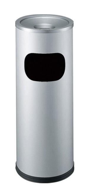 スタンド灰皿 業務用 スモークリン(STヘアーライン) DS-1300【業務用スタンド灰皿 屋内用スタンド灰皿 室内用スタンド灰皿 すいがら入れ 吸殻入れ 吸い殻入れ すいがら回収 吸殻回収 吸い殻回収】