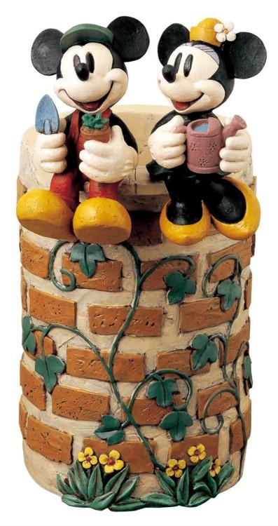 傘立て ディズニー ミッキー&ミニー SD-0331-1500【ディズニー傘立て 傘立てディズニー ディズニーかさたて かさたてディズニー】