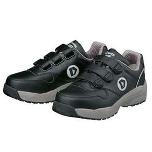DONKEL ドンケル 物品 安全靴 セーフティシューズ ダイナスティ WO+22M ブラック 22.5cm~29cm マジック式 エアー 新作送料無料