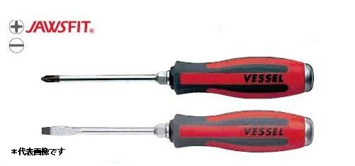 VESSEL ふるさと割 限定モデル ベッセル メガドラ貫通ドライバー -6×38 930
