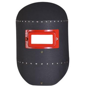 星光製作所 倉 溶接用かぶり面 ヘルメットA型 Kuro K003 防災面 溶接面 40%OFFの激安セール 単品