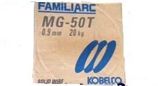 【送料無料(北海道・沖縄・離島除く)】KOBELCO/神戸製鋼 溶接ワイヤー MG-50T 0.9mm×20kg