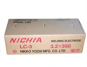 NIKKO ニッコー熔材工業 LC-3 3.2mm 20kg 溶接棒