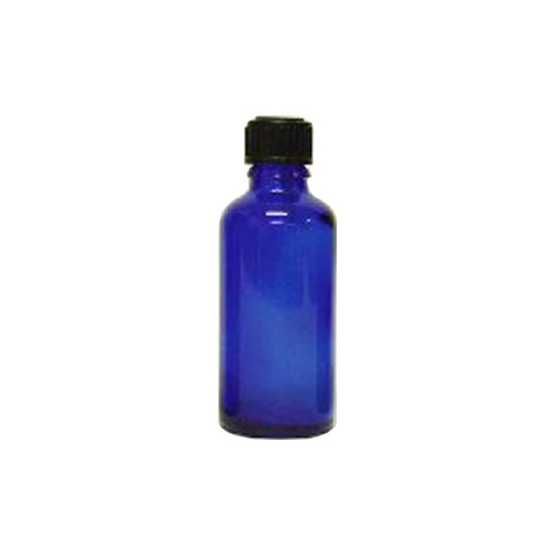 内祝い 贈与 コバルトボトル 青色遮光瓶30ml あす楽対応 ドロッパーつき