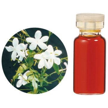 軽く陶酔させる、甘美でエキゾチックな花の香り (生活の木)エッセンシャルオイルジャスミン・アブソリュートAbs. 50ml(08-434-3830)