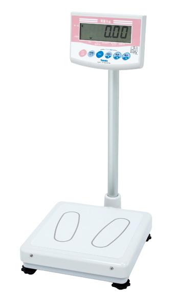 デジタル体重計(業務用) DP-7101PW はかり 医療用 【一体型】  【キャッシュレス5%還元】デジタル体重計(業務用) DP-7101PW はかり 医療用 【一体型】
