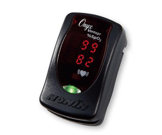 パルスオキシメータ オニックス Vantage 9590 黒 ( パルスオキシメーター 医療機器 血中 酸素濃度 計 )