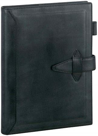 ダ・ヴィンチ グランデ A5サイズ システム手帳 ロロマクラシック ブラック DSA3010B 【レイメイシステム手帳】