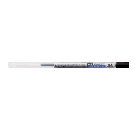 あなたにあった機能とスタイリング! 三菱鉛筆 スタイルフィット リフィル 油性ボールペン リフィル (ジェットストリーム) ブラック SXR8905.24 【ご注文単位 10本】