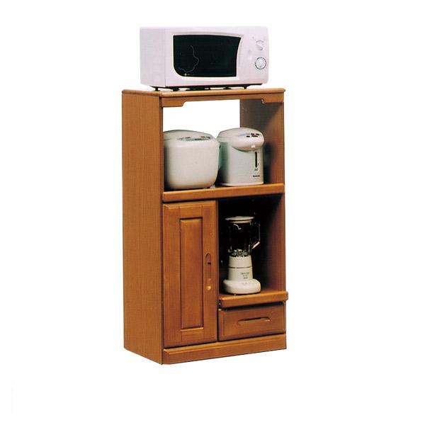 【送料無料】ダイニングボード 食器棚 完成品 幅60cm キッチンボード 引き出し収納 木製