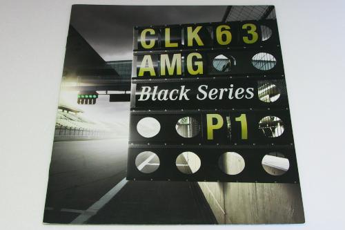 ベンツ CLK 63 AMG ブラックシリーズ カタログ