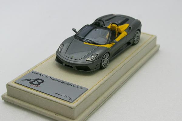 BBR 1/43 フェラーリ F430 スクーデリア 16M スパイダー #46 46台限定