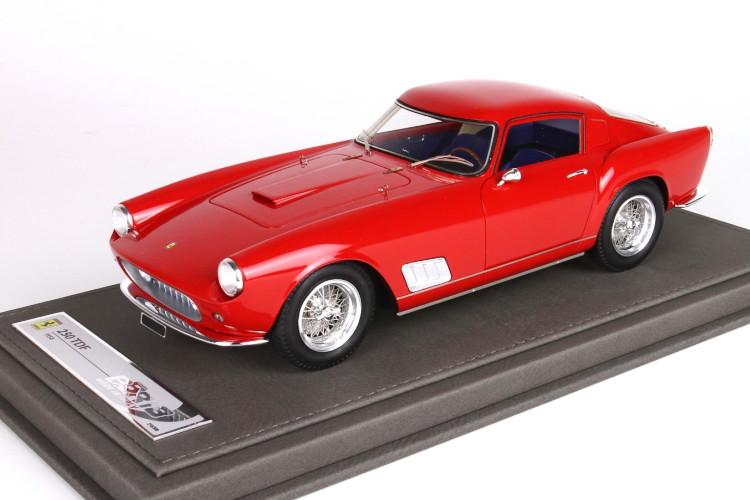 BBR 1/18 フェラーリ 250 TDF ファロ Dritto 1958 レッド 300台限定 BBR 1:18 Ferrari 250 TDF Faro Dritto 1958 red Limited Edition 300pcs