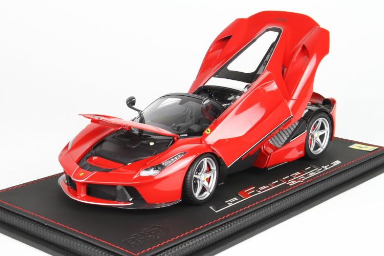 BBR 1/18 フェラーリ アペルタ レッド コルサ 322 ダイキャスト 349台限定 BBR 1:18 Ferrari APERTA Red Corsa 322 DIE CAST Limited Edition 349 pcs