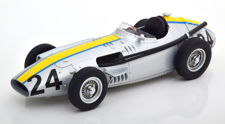 2020人気の CMR 1957 1/18 マセラッティ 250 F シルバー/イエロー イタリアGP 1957 ボニア 250 シルバー/イエロー CMR 1:18 Maserati 250 F GP Italy 1957 Bonnier SILVER/YELLOW, SHOPまねき猫:263cbab7 --- kventurepartners.sakura.ne.jp