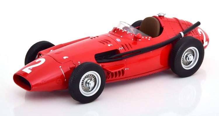 CMR 1/18 マセラッティ 250 F 優勝 フランスGP ワールドチャンピオン 1957 レッド CMR 1:18 Maserati 250 F Winner GP France World Champion 1957 Fangio