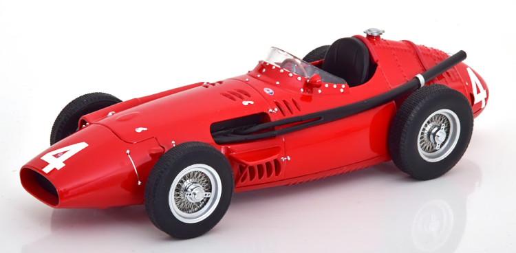 CMR 1/18 マセラッティ 250 F フランスGP 1957 レッド CMR 1:18 Maserati 250 F GP France 1957 Behra RED