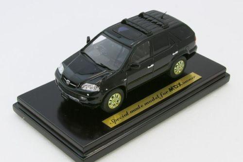 中古品 EBBRO 至高 HDC 1 43 特注 ブラック MDX ホンダ 通販