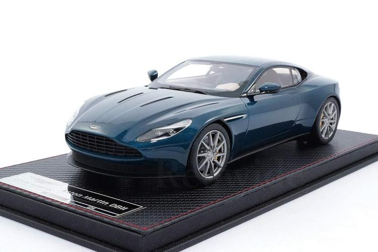フロンティアート 1 18 Sophiart アストンマーチン DB11 Martin 限定タイムセール Aston METALLIC BLUE 入手困難 ブルー