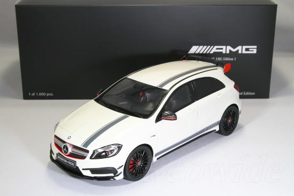 GT spirit limited dealer custom 1/18 Mercedes-Benz A45 AMG Edition 1 1000
