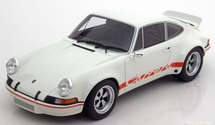 GTスピリット 1 18 ポルシェ 911 2.8 RSR 1973 ホワイト お買得 マート Porsche Limited Edition red pcs レッド 504 white