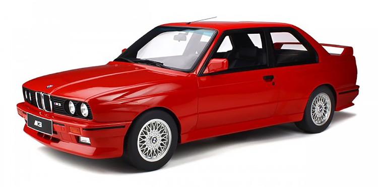 激安 GT red スピリット 1986-1990 1/8 BMW M3 33cm 1986-1990 E30 L 64cm B 33cm H 23cm レッド 250台限定 ショーケース付属 GT Spirit 1:8 BMW M3 1986-1990 E30 L 64cm B 33cm H 23cm red Limited Edition 250 pcs with ShowCase, 質SHOP アデ川:6437fd84 --- superbirkin.com
