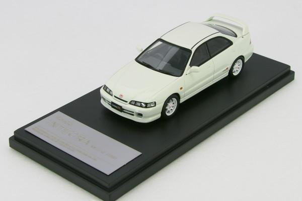 Hi-Story 1/43 ホンダ インテグラ タイプ R 4ドア セダン DB8 チャンピオンシップホワイト 1996 WH