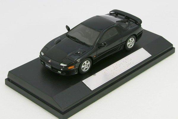 Hi-Story 1/43 三菱 GTO 1990 ツインターボ ブラック