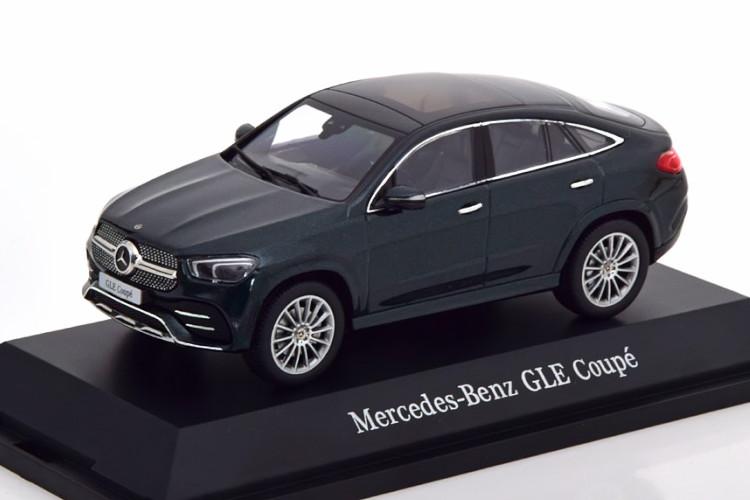 C167 iScale メタリックダークグリーン メルセデスベンツ darkgreen 1:43 2020 metallic GLEクラス Mercedes-Benz 1/43 クーペ Coupe 2020 C167 iScale GLE