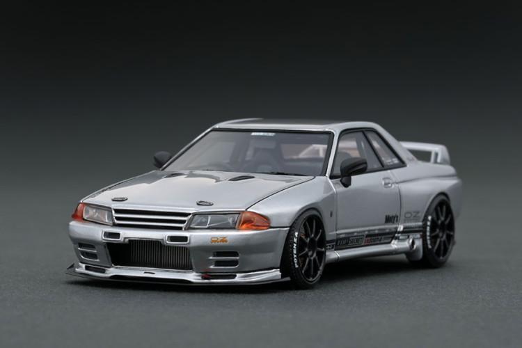 イグニッション 1/43 トップシークレット GT-R VR32 シルバー ignition 1:43 TOP SECRET GT-R VR32 Silver
