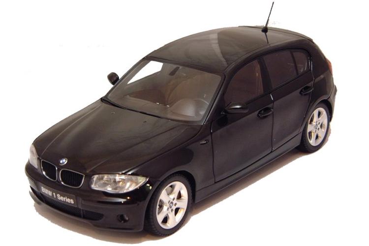 京商 気質アップ 1 18 BMW 超特価SALE開催 1シリーズ 開閉 E87 120i ブラック